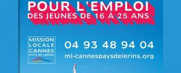 Le Directeur de la Mission locale sur Cannes Radio