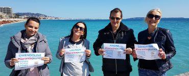 Team Garantie Jeunes Mission locale Cannes Pays de Lerins