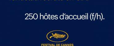 Randstad recrute 250 hotes / hotesses d'accueil pour le Festival de Cannes