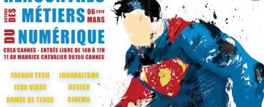 Rencontre autour des métiers du numérique Cannes Pays de Lérins